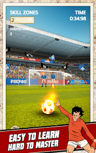 Flick Kick Football Screenshot 10