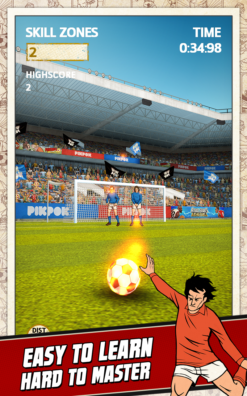 Flick Kick Football screenshot #10