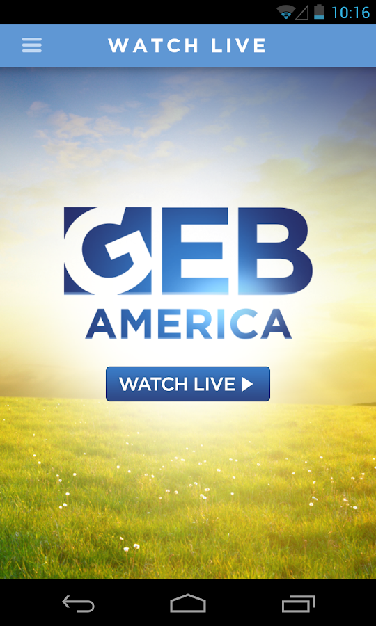 GEB America- screenshot