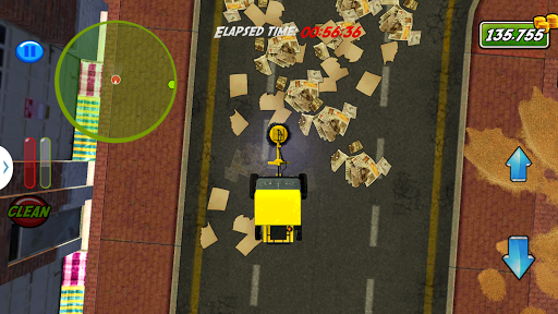 【免費模擬App】City Sweeper - Clean it Fast!-APP點子