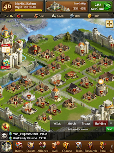 Kingdoms of Camelot: Battle- screenshot thumbnail