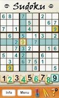 Screenshot of Sudoku ~ Free Puzzle Game