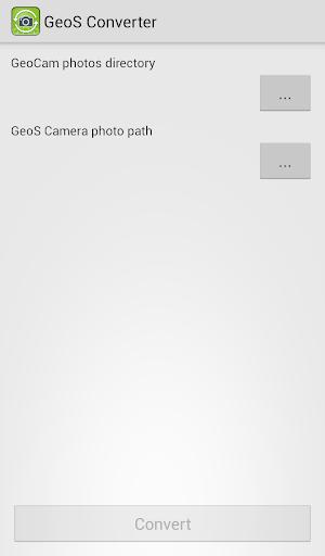 GeoS Converter