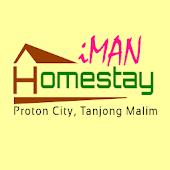 IMAN Homestay Proton City