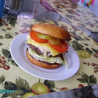 Bayou Samburgers