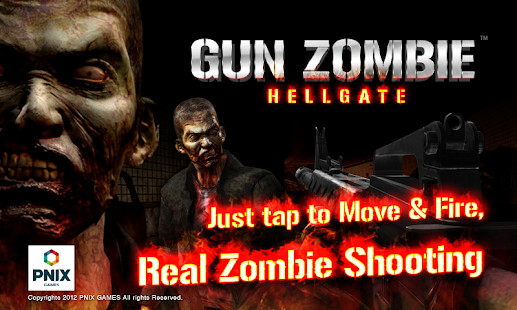 GUN ZOMBIE : HELLGATE apk download