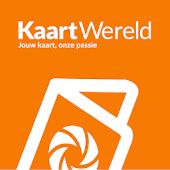 KaartWereld van Webprint
