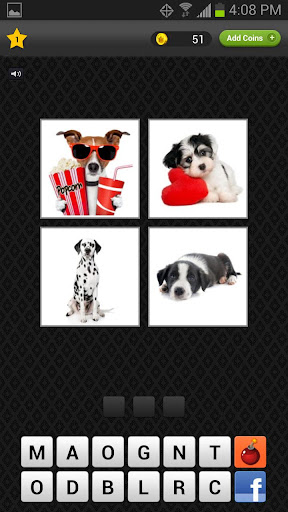 Picture IQ - Guess the Word