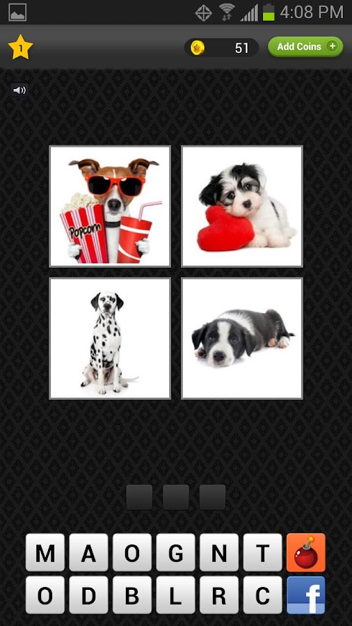 Picture IQ - Guess the Word - screenshot