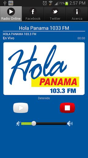 HOLA PANAMA 1033 FM