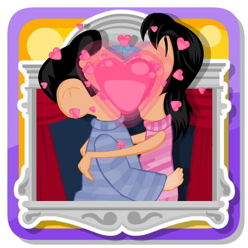 復古接吻 休閒 App Store-癮科技App