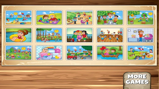 【免費解謎App】Toddlers Preschool Puzzle-APP點子