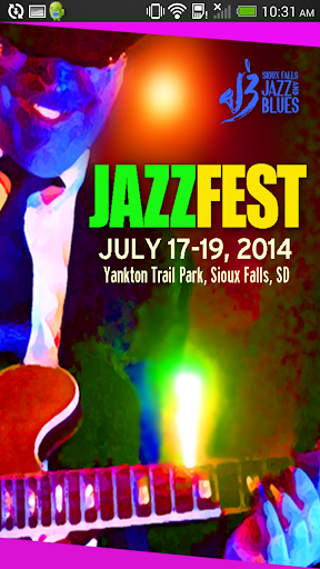 Sioux Falls Jazz Blues Fest
