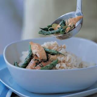 Thai Chicken Curry.