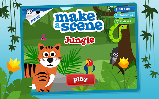 Make a Scene: Jungle m