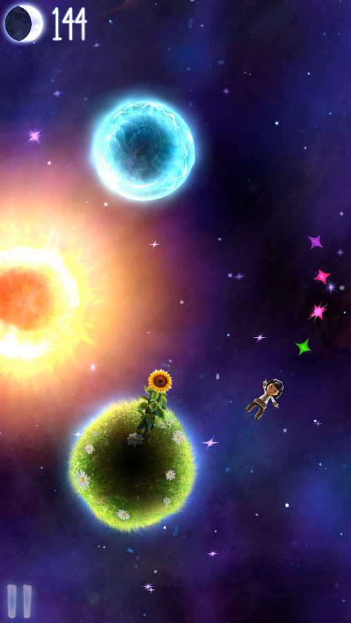 Little Galaxy - screenshot