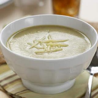 Cream of Broccoli Recipe