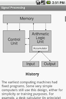 Screenshot of Signal Processing Study Guide