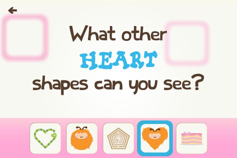 Ask Me! Shapes and Colors- screenshot