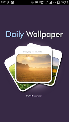 Daily Wallpaper HD 매일 배경화면HD