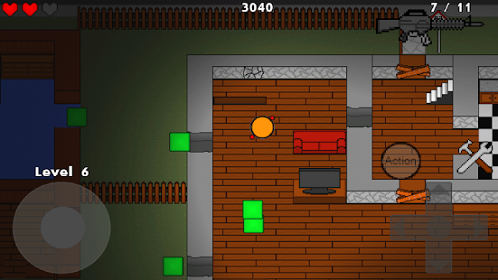 Zombie Cubes- screenshot thumbnail