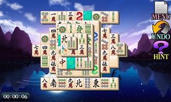 Screenshot of Mahjong Shanghai