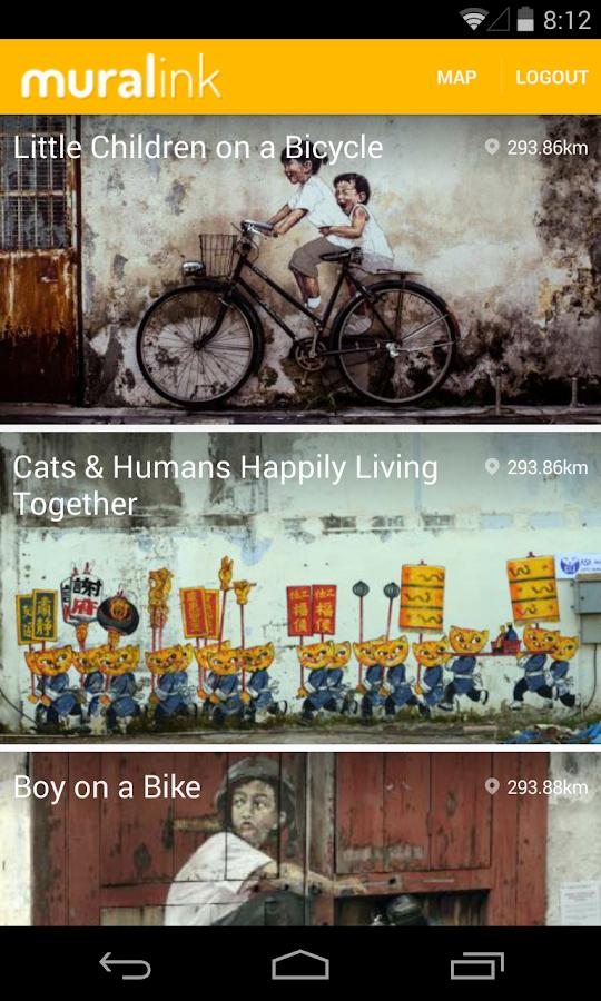 MuralInk - screenshot