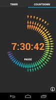 Screenshot of Digital Timer