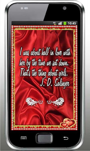 Love Quotes 2 live wallpaper