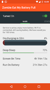 Battery Saver: ZEMB Full- screenshot thumbnail