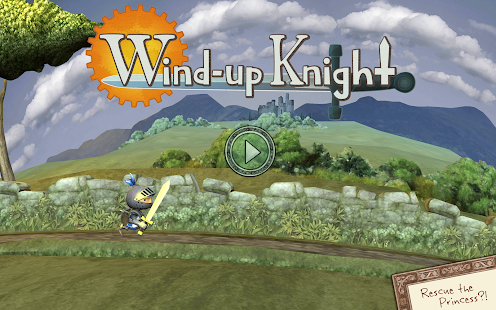 Wind-up Knight- screenshot thumbnail