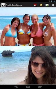 Front & Back Camera - screenshot thumbnail