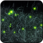 Firefly Live Wallpaper Free icon