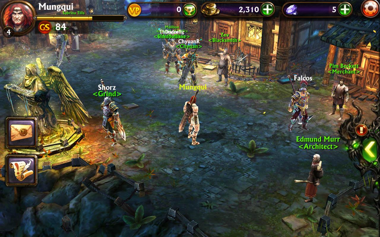ETERNITY WARRIORS 3 - screenshot