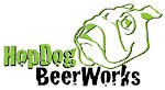 Logo for Hop Dog Beer Works
