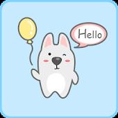 Hello Teeskii (Kakao Theme)