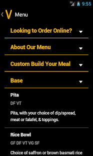 Cava Grill Loyalty - screenshot thumbnail