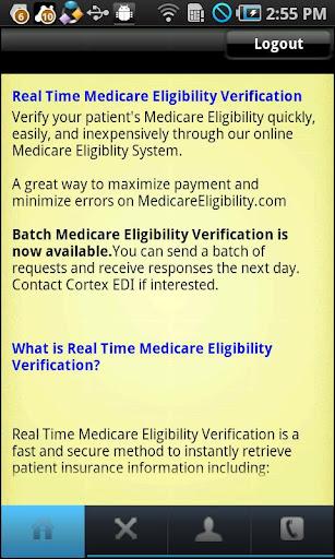 免費下載醫療APP|Medicare Eligibility app開箱文|APP開箱王