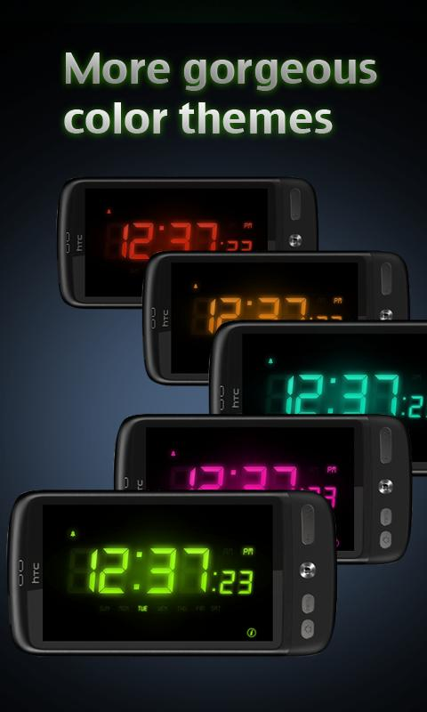 Alarm Clock Pro- screenshot