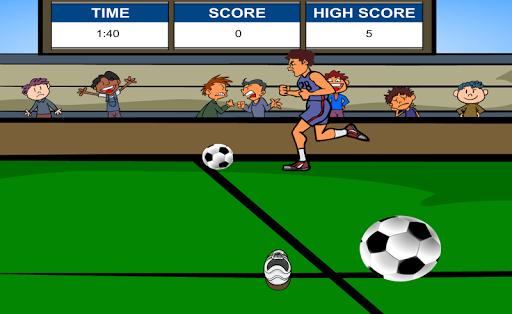 Soccer Kicker