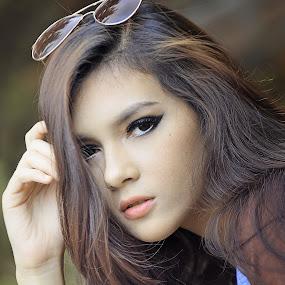 Sisi by Jiboy Mandey - People Portraits of Women ( sesakloverindonesia, jiboy, beauty, women, portrait )