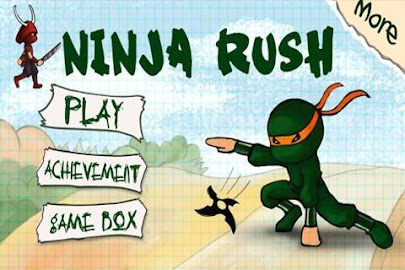 Ninja Rush Screenshot 4