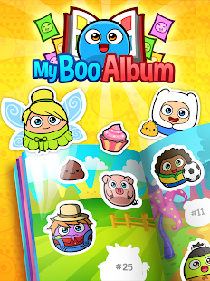 My Boo Album - Sticker Book- screenshot thumbnail
