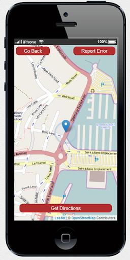 【免費旅遊App】Guernsey Places-APP點子