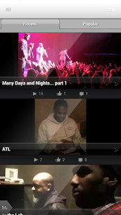 Boyz II Men App - screenshot thumbnail