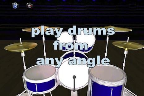 Drums 3D - screenshot thumbnail