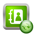 Safaricom Contacts Backup icon
