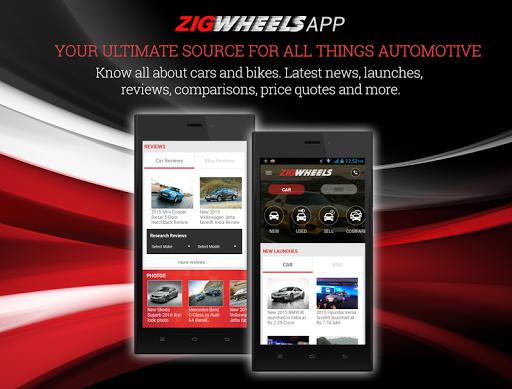 ZigWheels - New Used Cars