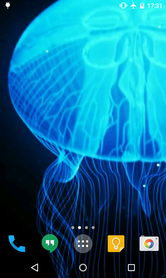 jellyfish live wallpaper android apps on google play