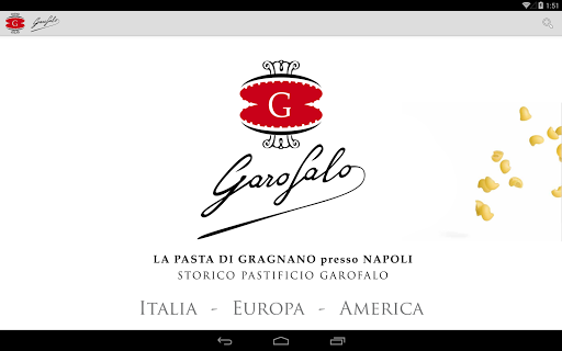Garofalo Catalogo Prodotti